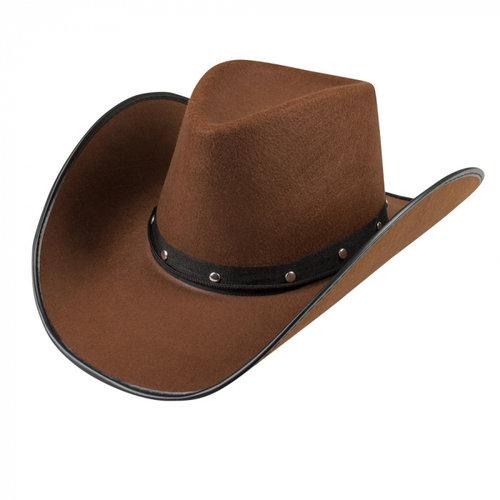 Boland BV Cowboyhoed Wichita bruin