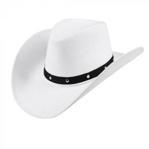 Boland BV Cowboyhoed Wichita wit