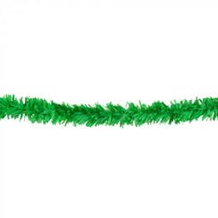 Folie slinger groen pvc 10 m brandveilig