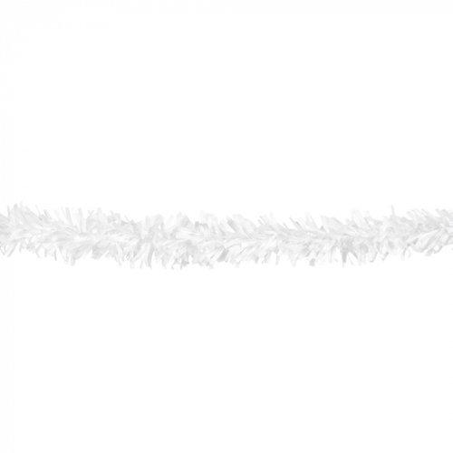 Boland BV Folie slinger wit pvc 10 m brandveilig