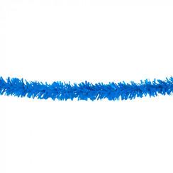 Folie slinger blauw pvc 10 m brandveilig