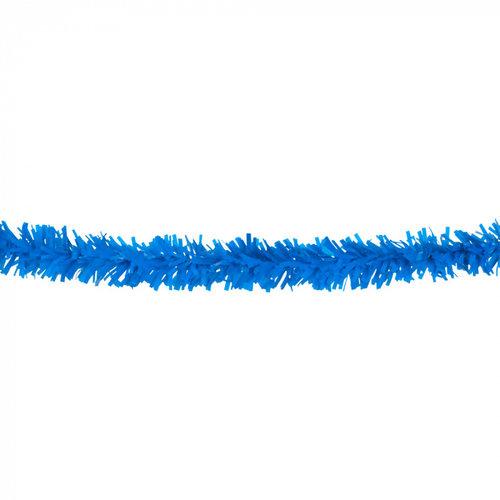 Boland BV Folie slinger blauw pvc 10 m brandveilig