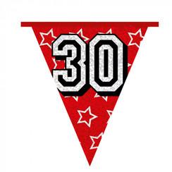 Vlaggenlijn 30 jaar 8 m