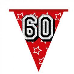 Vlaggenlijn 60 jaar 8 m