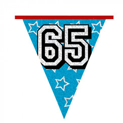 Vlaggenlijn 65 jaar 8 m