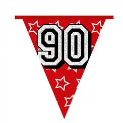 Vlaggenlijn 90 jaar 8 m