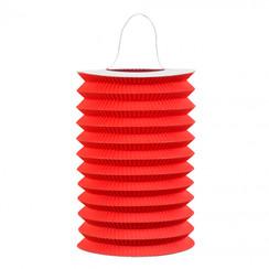 Treklampion rood ø 15 cm