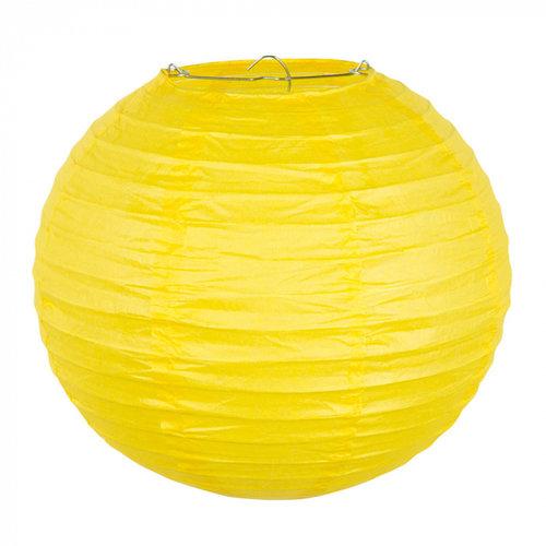 Boland BV Bol lampion geel ø 25 cm
