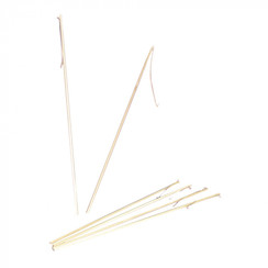 Lampionstokjes hout 50 cm