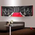 Boland BV Banner VIP 74 x 220 cm