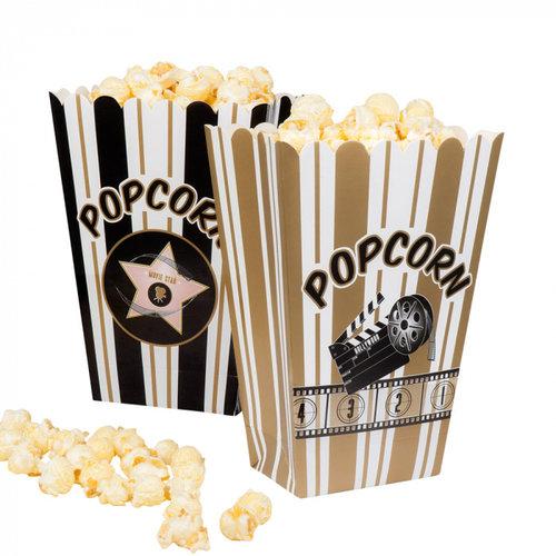 Boland BV Popcornbakje 4 stuks