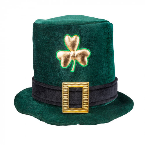 Boland BV Hoge hoed luxe St. Patrick's Day