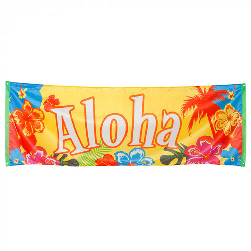 Boland BV Banner Aloha 74 x 220 cm
