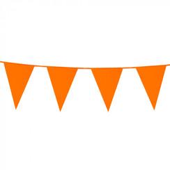 Vlaggenlijn oranje 10 m