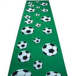 Loper voetbal 450 x 60 cm