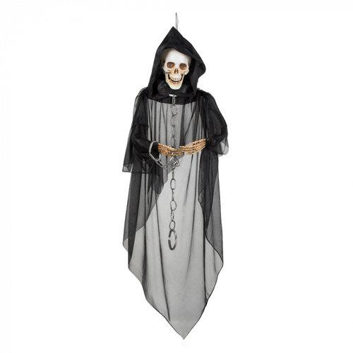Boland BV Hangdeco halloween geest 150 cm