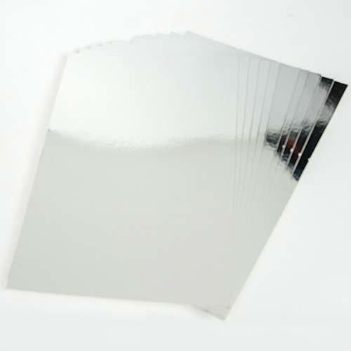 Hobbykarton zilverkleurig