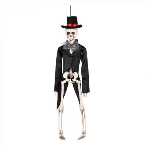 Boland BV Hangdeco skelet bruidegom 43 cm