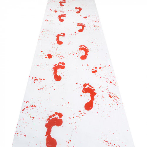 Bloederige loper 60 cm x 4,5 m