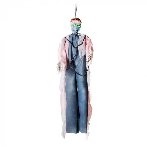Boland BV Hangdeco dokter met licht 190 cm