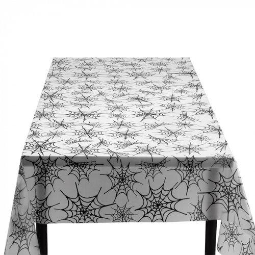 Boland BV Tafelkleed spinnenweb 135 x 275 cm