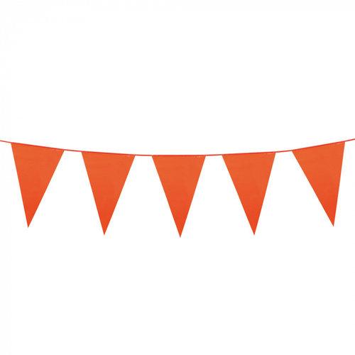 Boland BV Grote vlaggenlijn oranje 10 m