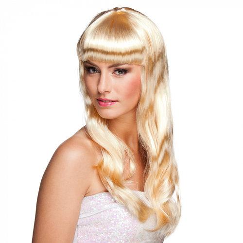 Boland BV Pruik Chique blond