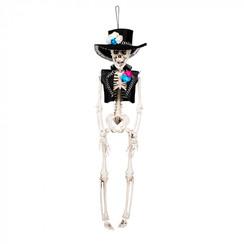 Hangdeco skelet Mr. Day of the Dead 40 cm