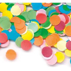 Confetti luxe gekleurd