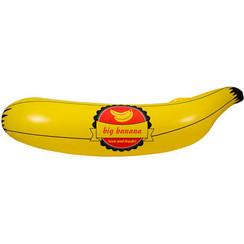 Opblaasbare banaan 70 cm
