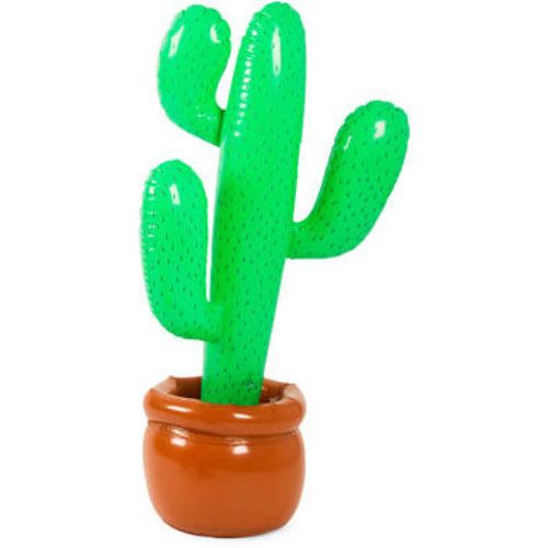 Folat Opblaasbare cactus 85 cm