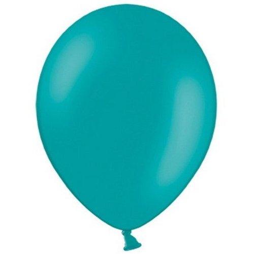Globos Ballon turquoise ø 30 cm 100 stuks