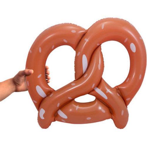 Opblaasbare Pretzel Oktoberfest 45 cm