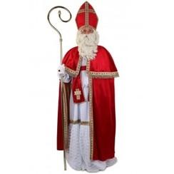 Kostuum Sinterklaas luxe