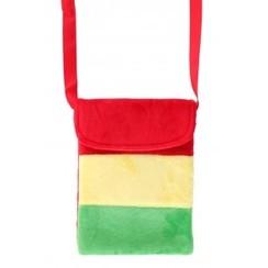 Tasje rood-geel-groen