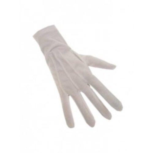 Sint handschoenen wit