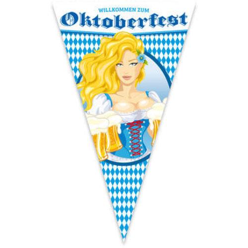 Megavlag Oktoberfest 90 x 150 cm