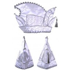 Prinsensteek luxe wit maat 63