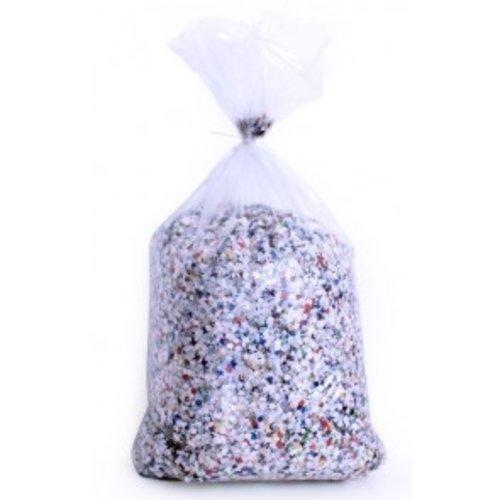 Confetti 5 kg gekleurd