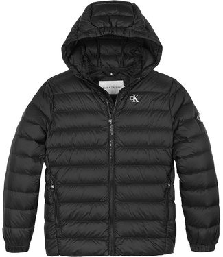 Calvin Klein LIGHT DOWN JACKET  CK Black