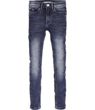 Calvin Klein SUPER SKINNY MR DEW BLUE GREY