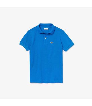 Lacoste Children s/s best polo 011 nattier blue