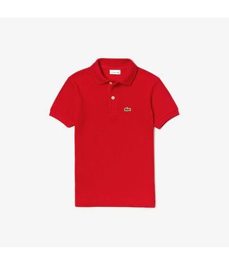 Lacoste Children s/s best polo 011 red