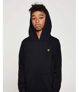 Lyle & Scott Classic OTH Hoody Fleece Black