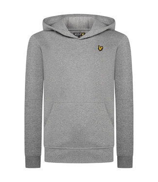 Lyle & Scott Classic OTH Hoody Fleece Vintage Grey Heather
