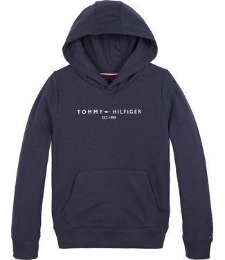 Tommy Hilfiger ESSENTIAL HOODIE TWILIGHT NAVY