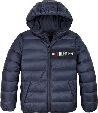 Tommy Hilfiger ESSENTIAL PADDED JACKET TWILIGHT NAVY