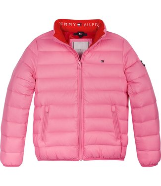 Tommy Hilfiger U LIGHT DOWN JACKET GLAMOUR PINK