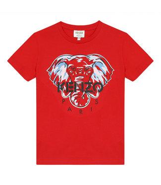 Kenzo KR10638 kasimir t-shirt red