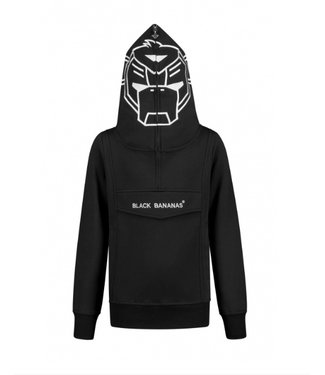 Black Bananas JR Incognito Hoody black